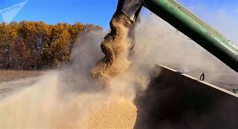 EU hails U.S. soya bean imports on eve of renewed trade talks…