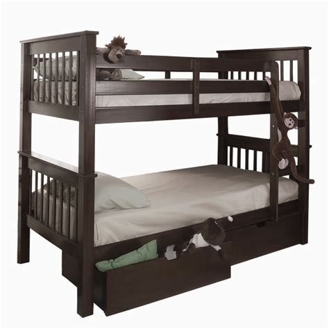 bunk beds walmart shannon bunk bed youth bunk beds drawers