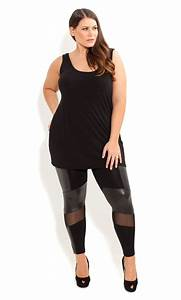 Cool Plus Size Leggings - The Else