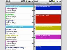 5 Alternatives To Android's Calendar