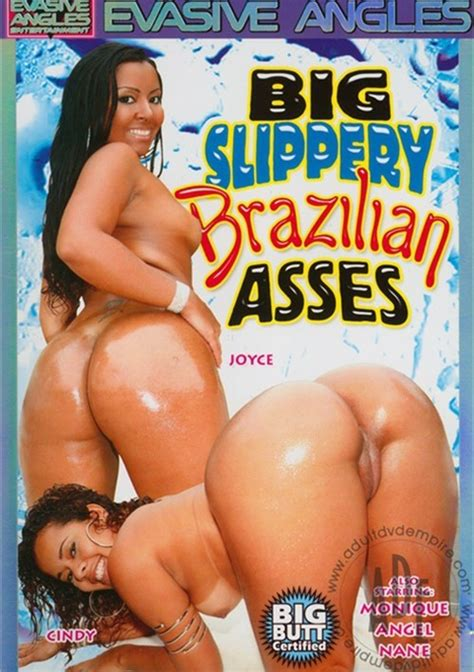 Big Slippery Brazilian Asses 2007 Adult Dvd Empire