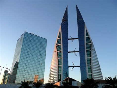 Bahrain World Trade Center – Manama, Bahrain - Atlas Obscura