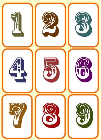 loteria de numeros 1 al 10 para imprimir imagui kinder rugs school y kindergarten