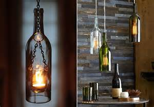 Decorative Wine Bottles With Lights by 7 Easy Diy Upcycle And Repurpose Ideas Home Tweaks
