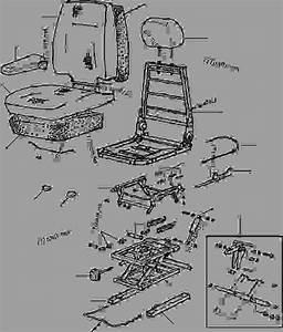 Operator Seat - Suspension Type  Kab