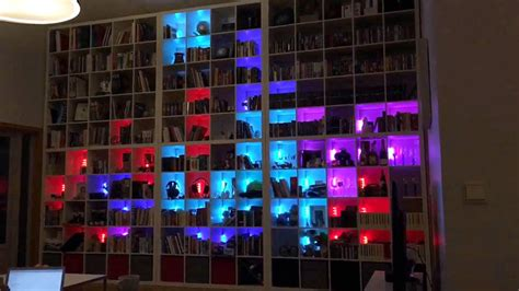 digital puzzle bookshelves tetris game