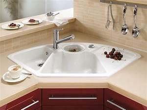 Weiße Granit Spüle : sp lbecken formen und praktische funktonen ~ Michelbontemps.com Haus und Dekorationen