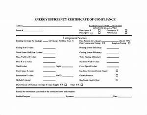 Free Certificate Templates In Word 13 Certificate Of Compliance Samples Sample Templates