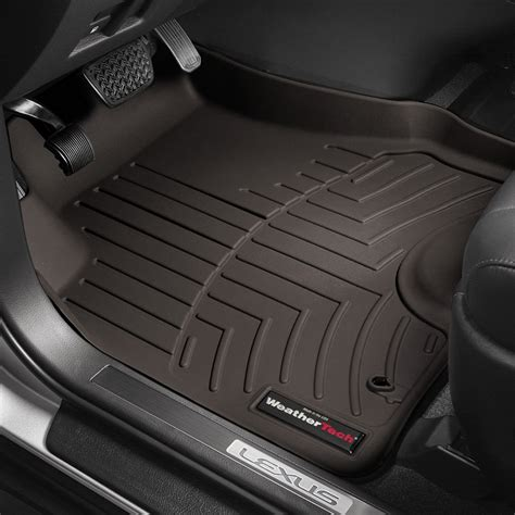 weathertech floor mats weathertech 174 digitalfit molded floor liners