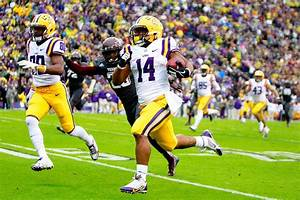 Lsu Spring Football Five Questions Running Backs And