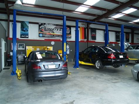 Bmw Repair Shops by Bmw Repair By Eurotech Knoxville In Knoxville Tn