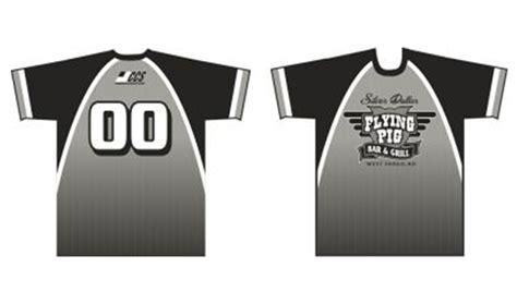 Softball Jersey Design Template Baseball Uniform Design