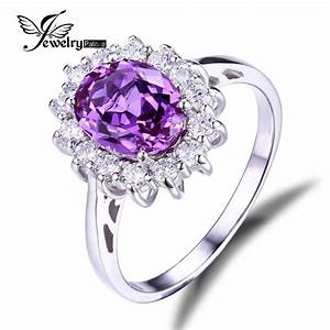 Aliexpresscom buy 24ct alexandrite sapphire ring for Princess diana wedding ring set
