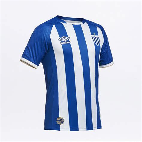 Avaí FC 2020 Umbro Home Shirt | 20/21 Kits | Football ...