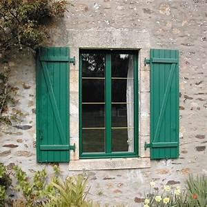 Volet En Bois Prix : volet bois pvc aluminium comparatif des mat riaux ~ Premium-room.com Idées de Décoration