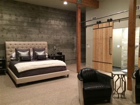 20  Industrial Bedroom Designs, Decorating Ideas   Design