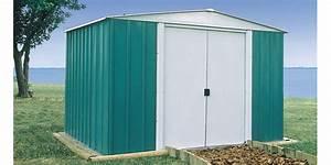 Abri De Jardin Moins De 5m2 : abri de jardin metal pas cher 5 m2 ~ Edinachiropracticcenter.com Idées de Décoration