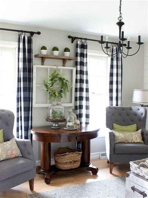 cozy modern farmhouse living room decor ideas