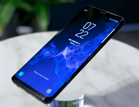 samsung galaxy 9 plus samsung galaxy s9 and s9 plus smartphone 187 gadget flow