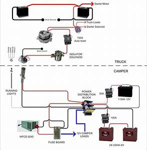 Rv Inverter Charger Wiring Diagram