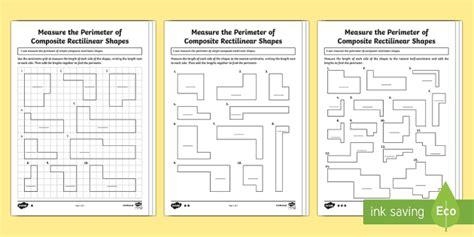 ks2 area and perimeter composite shapes lesson one area perimeter composite shapes ks2 maths