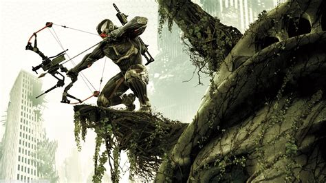 crysis  crysis video games  person shooter