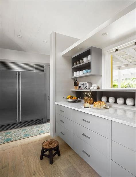 gray kitchen floors with oak cabinets gray kitchen cabinets with white oak wood floors