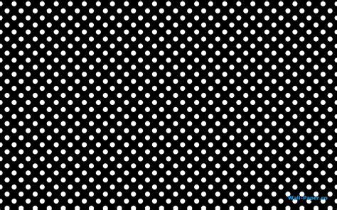 Black And White Polka Dot Background Black And White Dot Wallpaper 76 Images