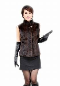 Manteau Fourrure Sans Manche : manteaux sans manche queenshiny gilet sans manches pour ~ Dallasstarsshop.com Idées de Décoration