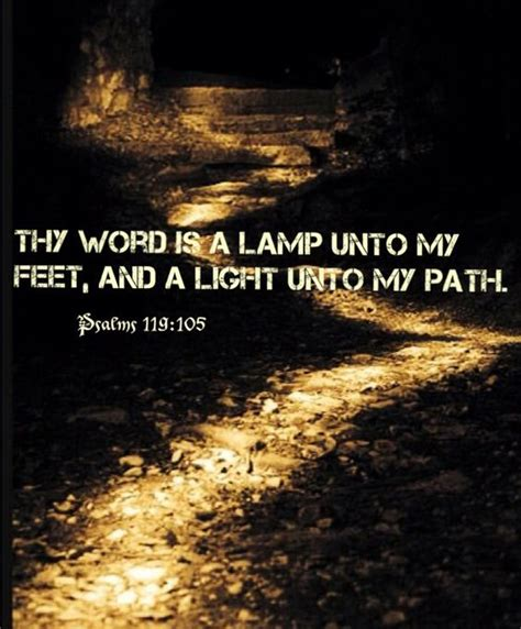 thy word is a l unto my scripture the world s catalog of ideas