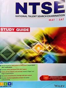 Buy Ntse Mat  Sat  Best Guide Complete Syllabus