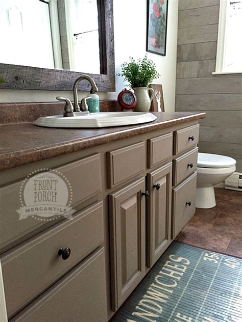 fusion mineral paint kitchen cabinets budget friendly bathroom update