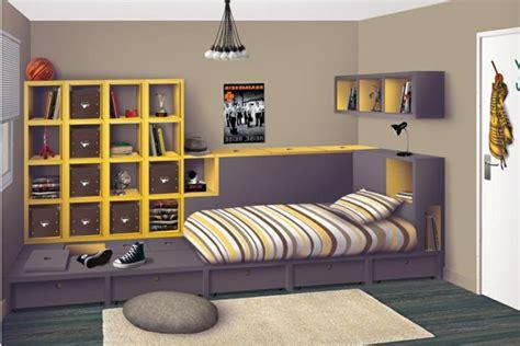 exemple de chambre ado davaus modele de chambre pour fille ado avec des