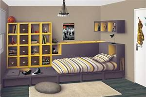 amenager une chambre d ado kirafes With amenager une chambre d ado