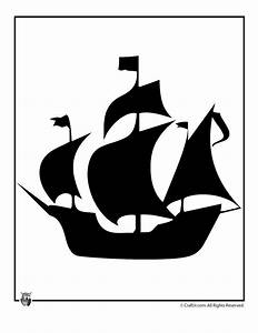 Ship shape room ideas for the kids pinterest for Pirate ship sails template