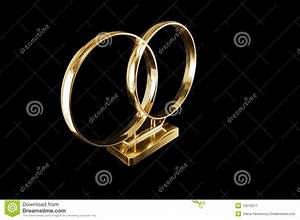 wedding rings for the car royalty free stock photography With car wedding rings