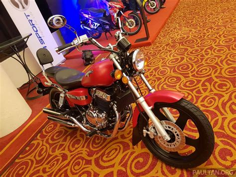 Benelli Patagonian Eagle Image by 2017 Benelli Patagonian Eagle 250 Cruiser On Display