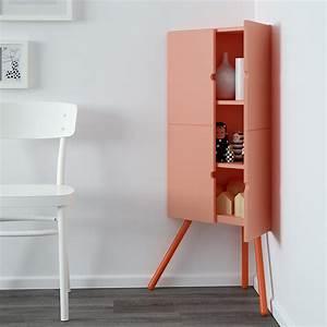 Armoire Angle Ikea : meuble gain de place marie claire ~ Teatrodelosmanantiales.com Idées de Décoration