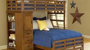 Lit à étage : lits superpos s en s curit pour dormir ~ Teatrodelosmanantiales.com Idées de Décoration