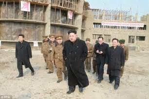 North Korean Leader Kim