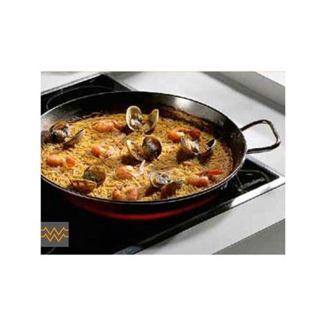 plat a paella induction plat 224 paella induction 233 maill 233 38cm