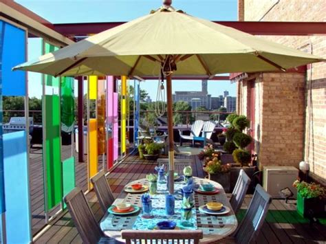 Colorful Decoration Ideas For Outdoor