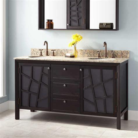 Vanity Cupboard by 60 Quot Louise Vanity For Undermount Sinks Brown