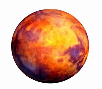 Planet Transparent Venus Mercury Clipart Yellow Moon