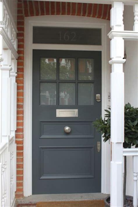 25 best ideas about grey front doors on gray front door colors cottage front doors