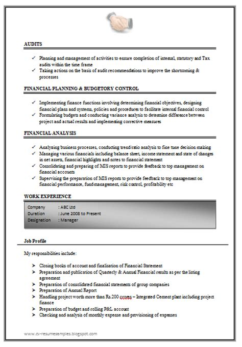 examples of work experience on a resume over 10000 cv and resume samples with free download