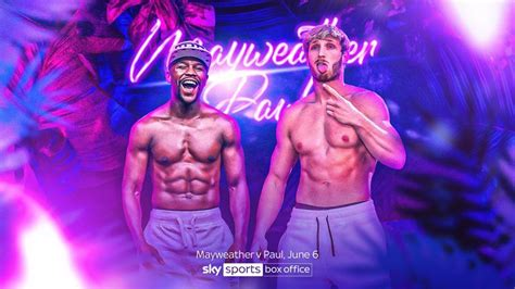 Announced sunday he will return to the ring in a super exhibition against youtuber logan paul. Logan Paul Taunts Floyd Mayweather And Vows To Make June 6 'worst Day' Of His Life   Boxing News ...