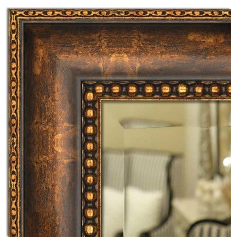 Bronze Bathroom Mirror by Wall Framed Mirror Bathroom Vanity Mirror Bronze Gold