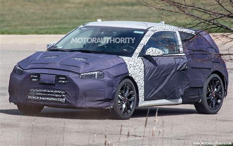 2019 Hyundai Veloster Spy Shots