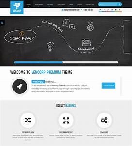 25 Responsive Bootstrap 3 HTML Website Templates Bashooka